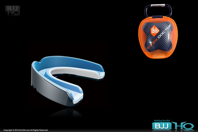 Shock Doctor Nano 3D Low Profile Mouthguard + Case